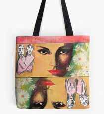 Two Sides of Eve Tote Bag
