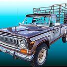 1976 Jeep 3/4 Ton Pickup by Bryan D. Spellman