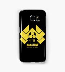Nakatomi Plaza Samsung Galaxy Case/Skin