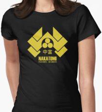 Nakatomi Plaza Women's Fitted T-Shirt