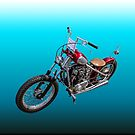 1978 Yamaha by Bryan D. Spellman