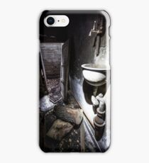 Wash your hands with.. iPhone Case/Skin