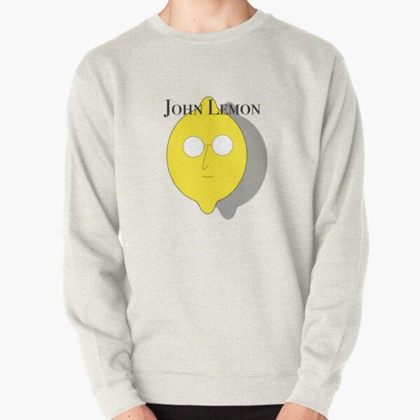 John Lemon Pullover Sweatshirt