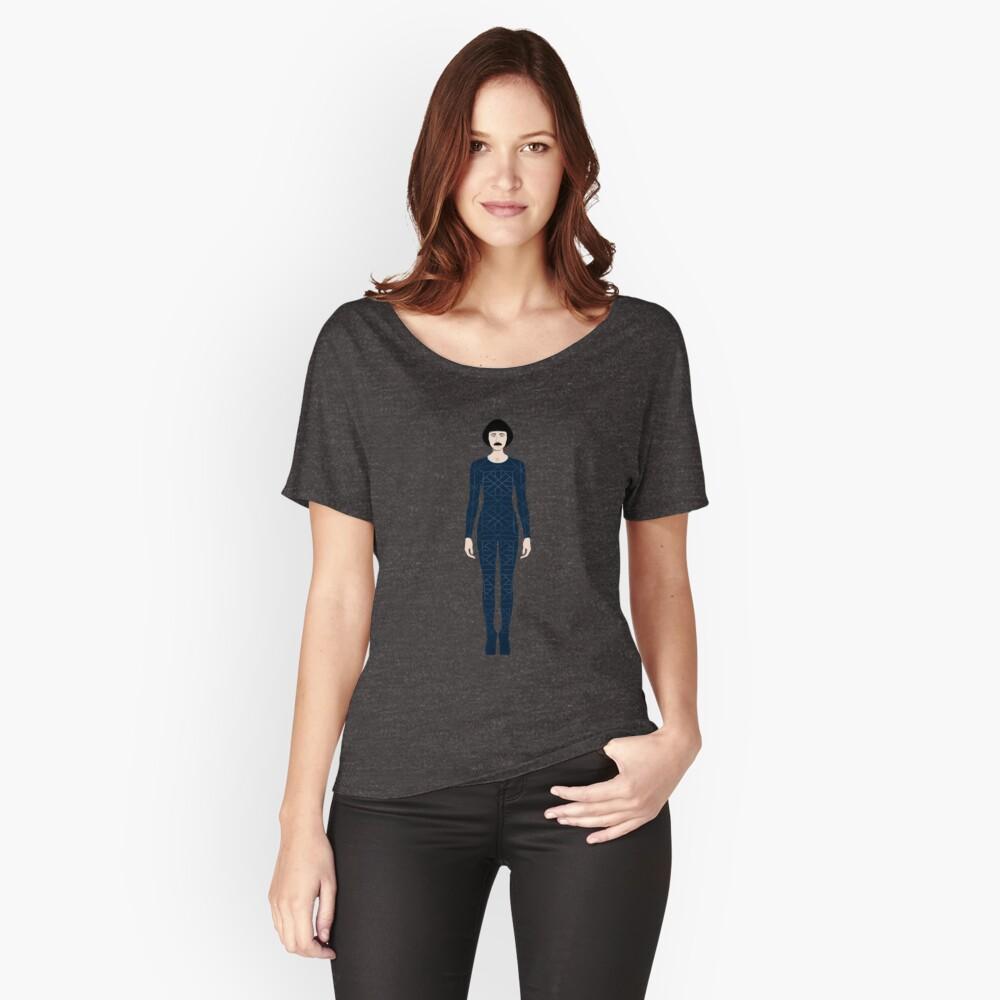 Legion Vermillion Relaxed Fit T-Shirt