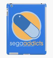 Sega Addicts - Classic Logo iPad Case/Skin