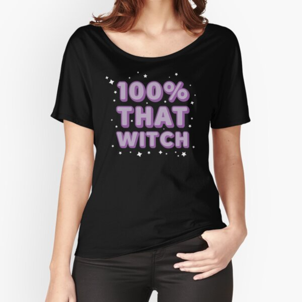 100% That Witch Relaxed Fit T-Shirt