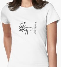 HS3: x^2 Women's Fitted T-Shirt