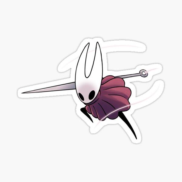 Hollow Knight Silksong Hornet Attack Sticker