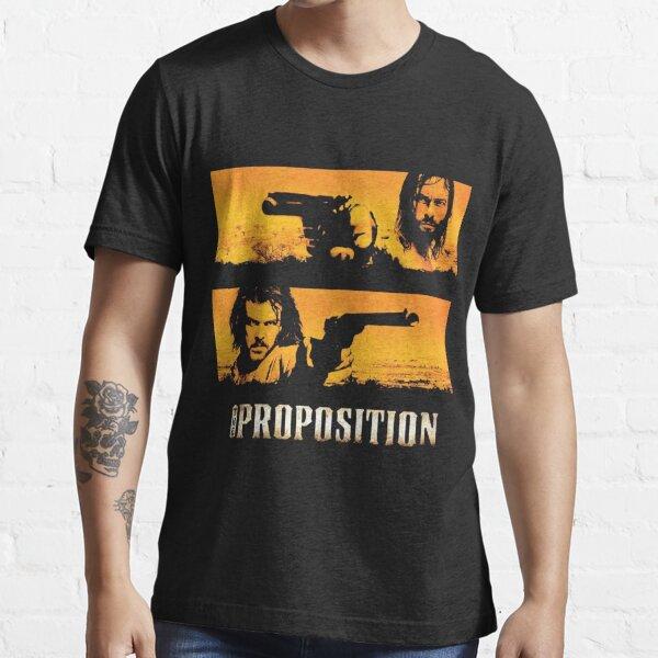 The Proposition - Charlie Burns & Arthur Burns Essential T-Shirt