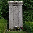 Grave Of Gustav Mahler by Mythos57