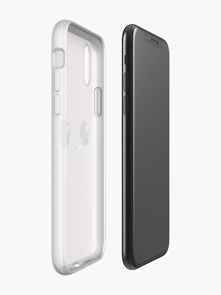 Alternative Ansicht von Isaac Speed Ball Gesicht iPhone-Hülle & Cover