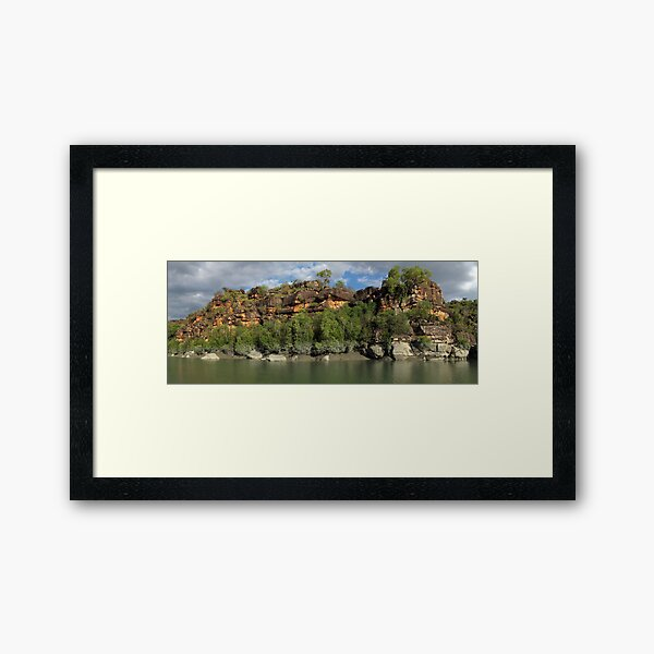 Hunter's Wall Framed Art Print