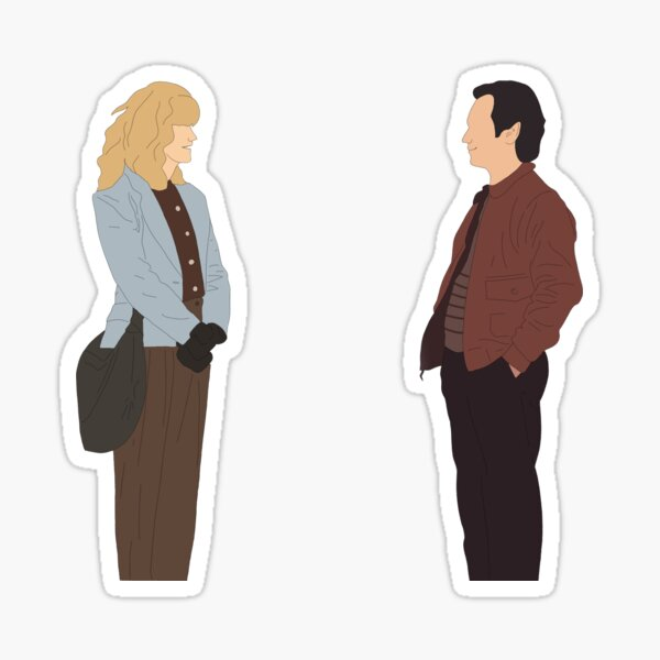 When Harry Met Sally  Sticker