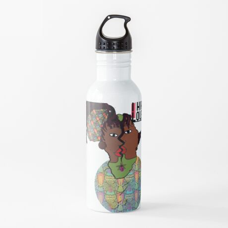 Maias Quest Water Bottle