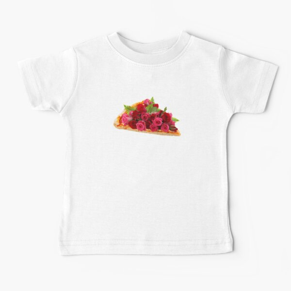 Rose pizza Baby T-Shirt