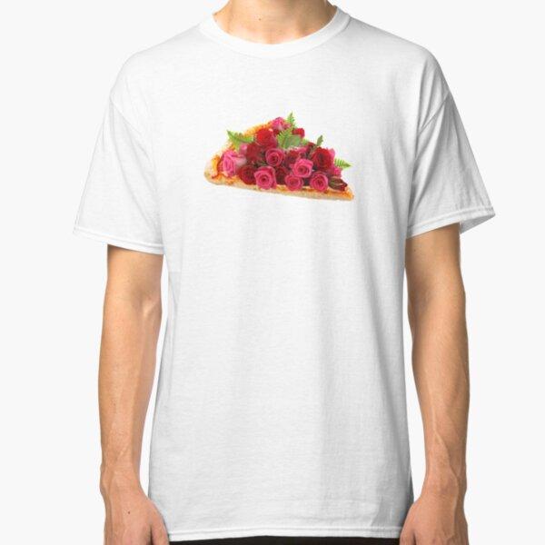 Rose pizza Classic T-Shirt