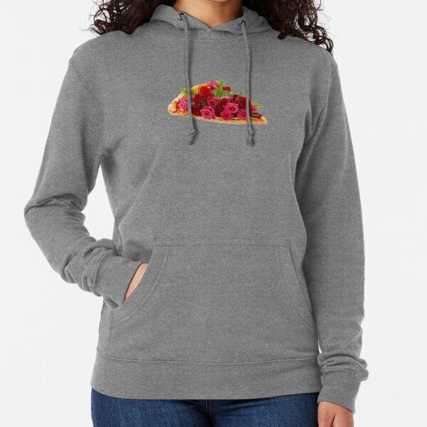 Rose pizza Lightweight Hoodie