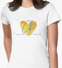 Claire Kingsley Fitted T-Shirt