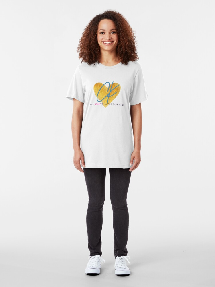 Alternate view of Claire Kingsley Slim Fit T-Shirt