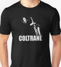 COLTRANE BLACK MENS Unisex T-Shirt