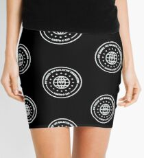 Galactic Federation - Earth C-137 - 3D Mini Skirt