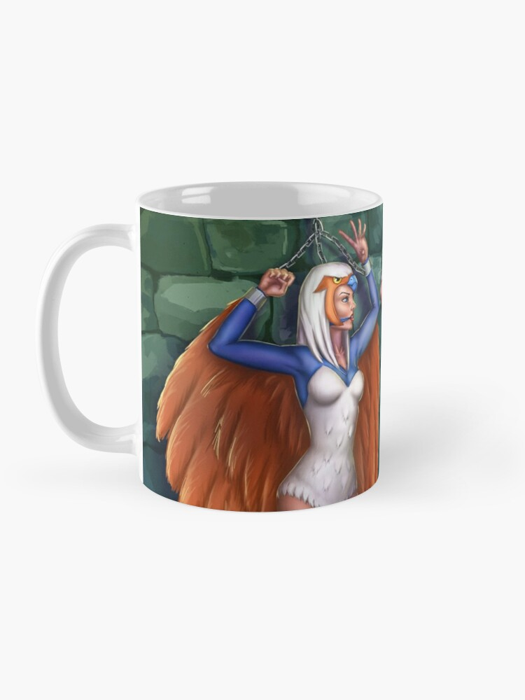 Alternate view of In the Castle Dungeons Mug