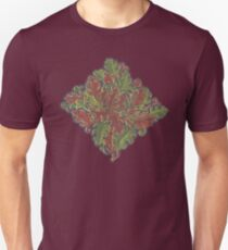 Oak leaves - Tataro pattern Unisex T-Shirt