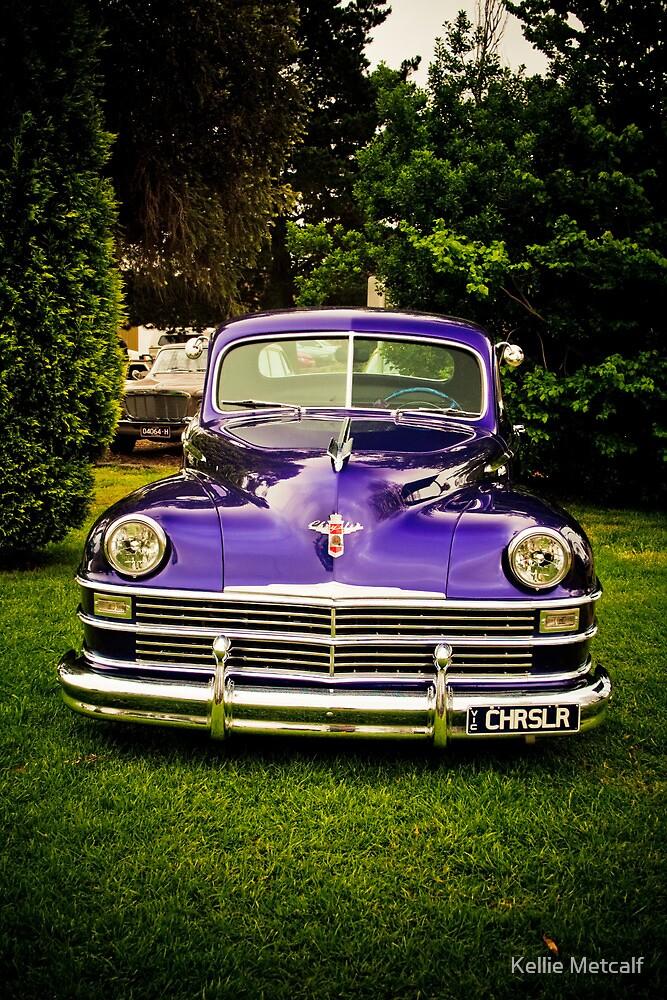 1946 Chrysler by Kellie Metcalf