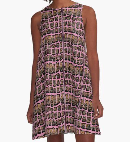 FBeauty Virgo A-Line Dress