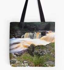 """Nelson River Falls"" Tote Bag"