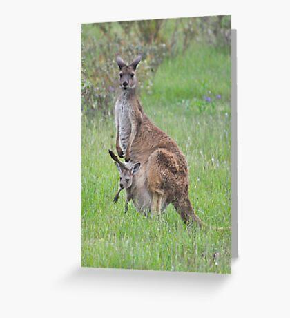 Mum & Bubs Greeting Card