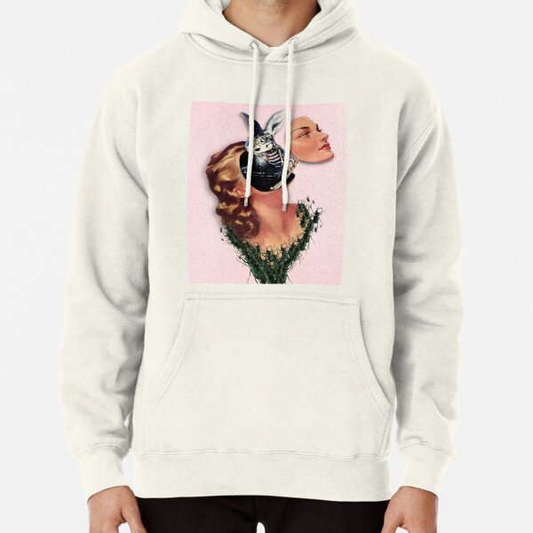 Sometimes Dead Is Better Pullover Hoodie