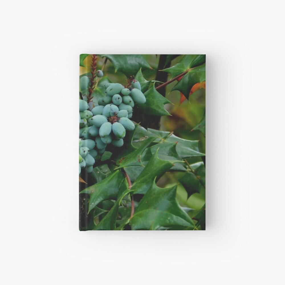 Wild Berries Hardcover Journal