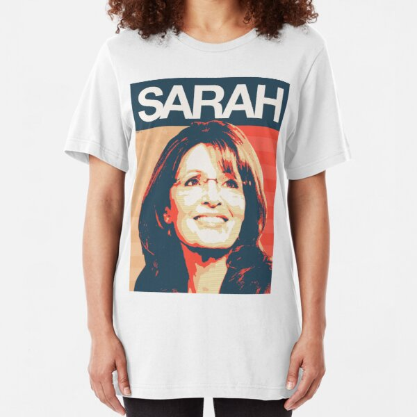 Sarah Palin Slim Fit T-Shirt