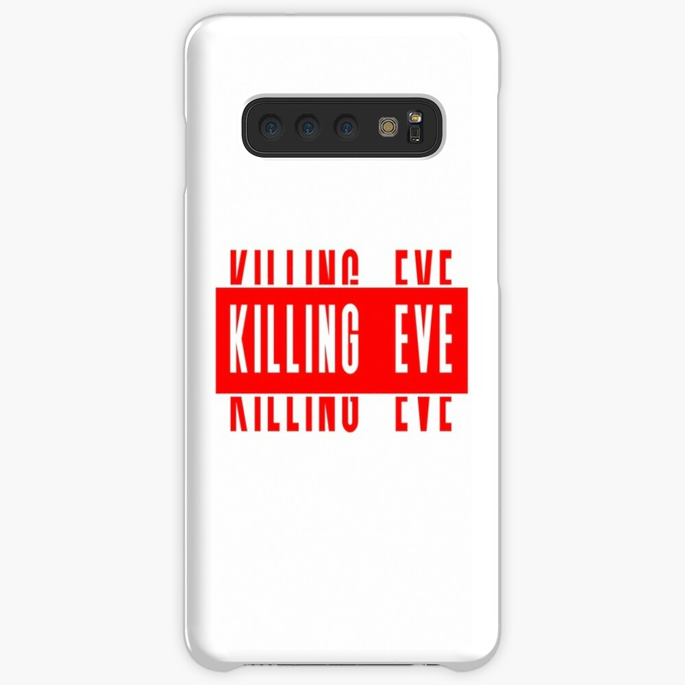 Killing Eve Simple Title Case & Skin for Samsung Galaxy
