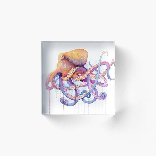 Octopus II Acrylic Block