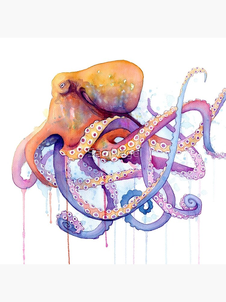 Octopus II by SamNagel