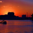 Galveston Sunrise by Michael Reimann