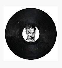 Legends Of Vinyl Photographic Print