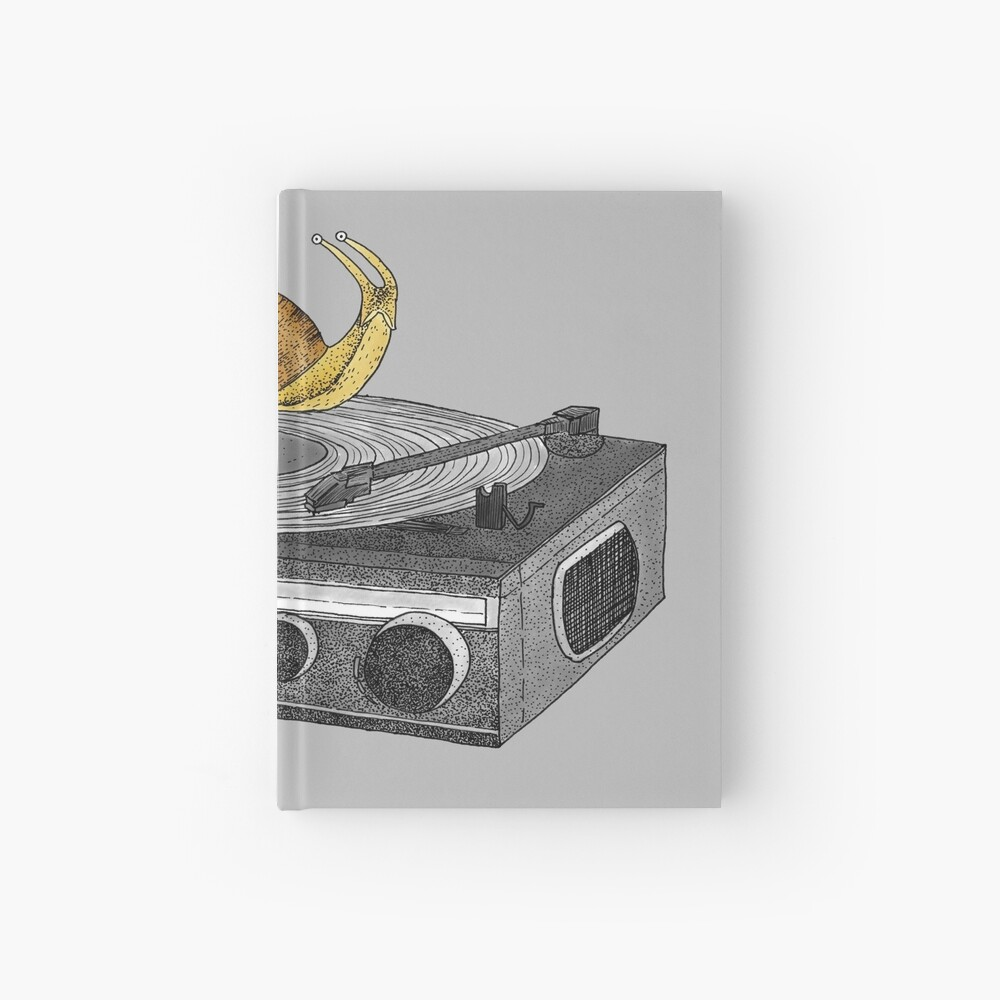 Slow Jamz Hardcover Journal