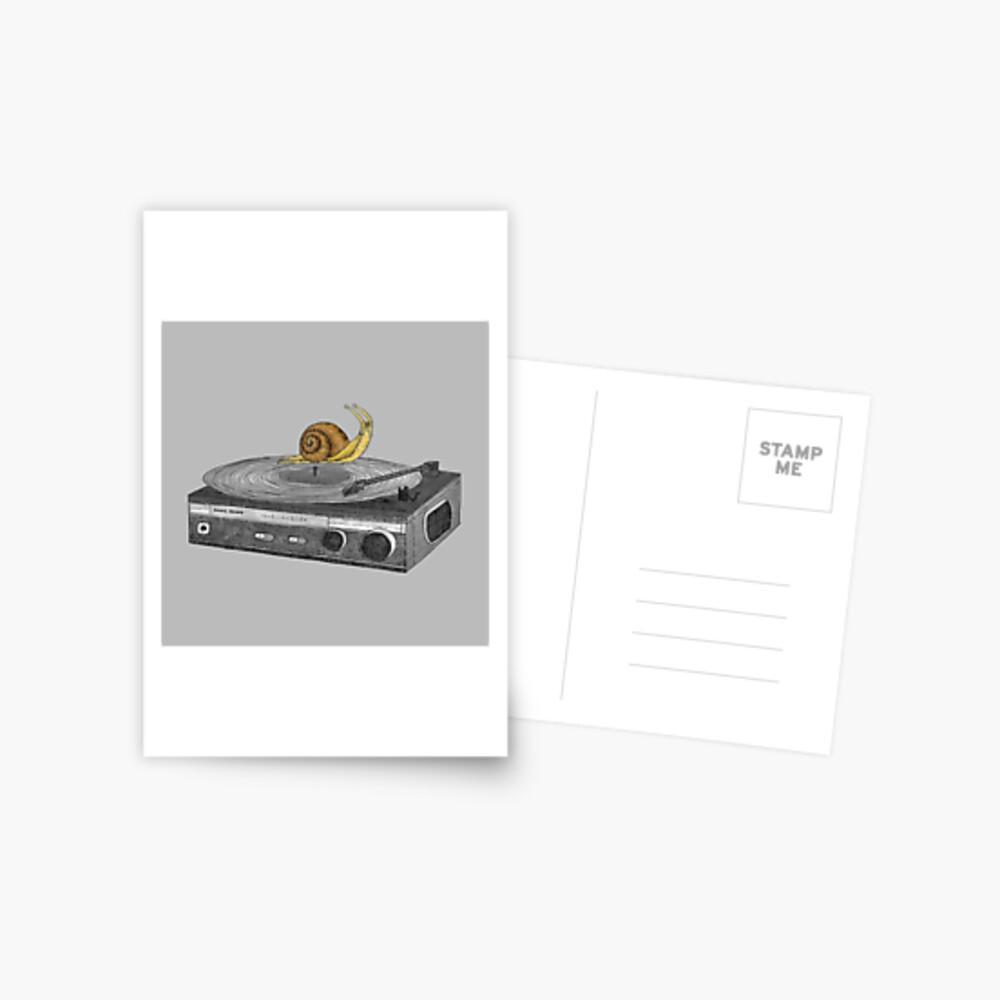 Slow Jamz Postcard