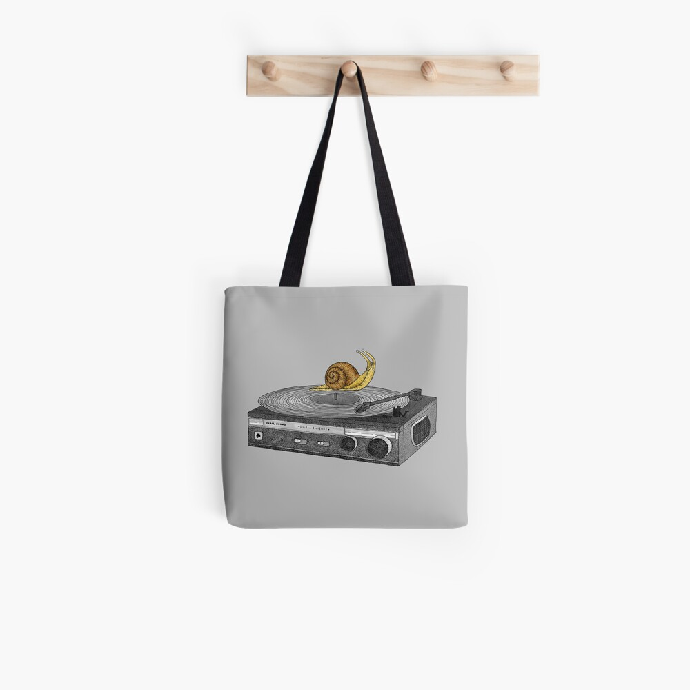 Slow Jamz Tote Bag