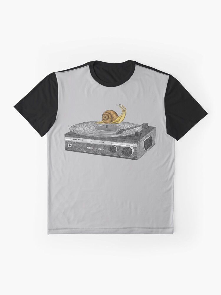 Alternate view of Slow Jamz Graphic T-Shirt