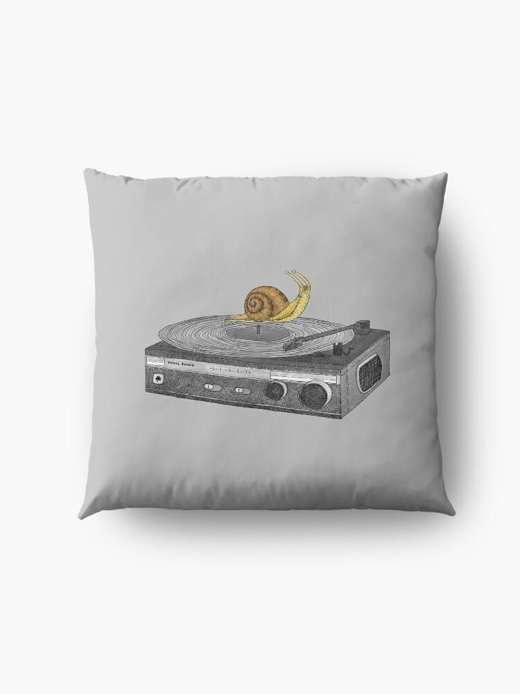 Alternate view of Slow Jamz Floor Pillow