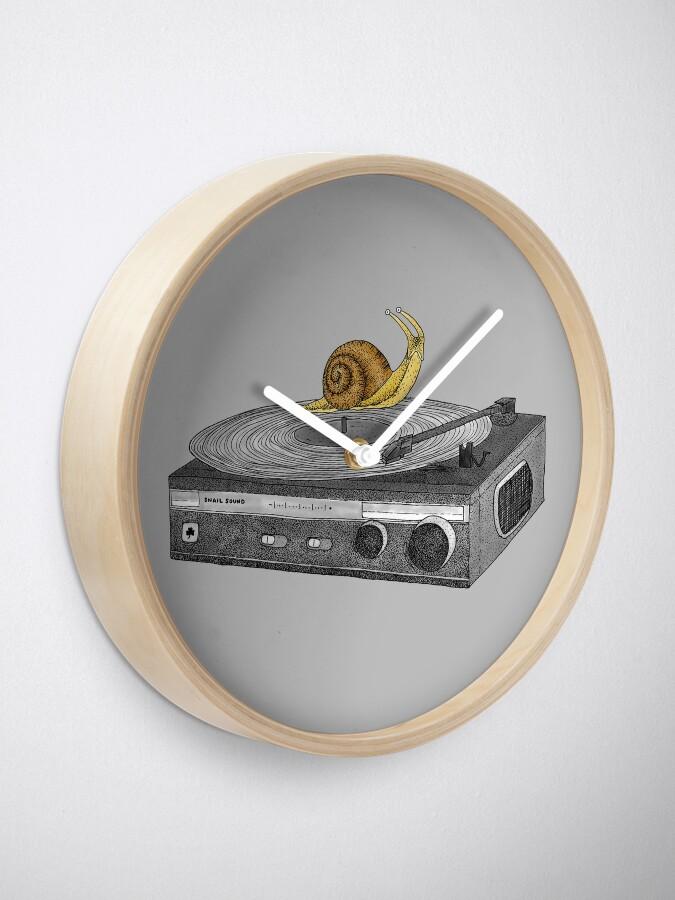 Alternate view of Slow Jamz Clock