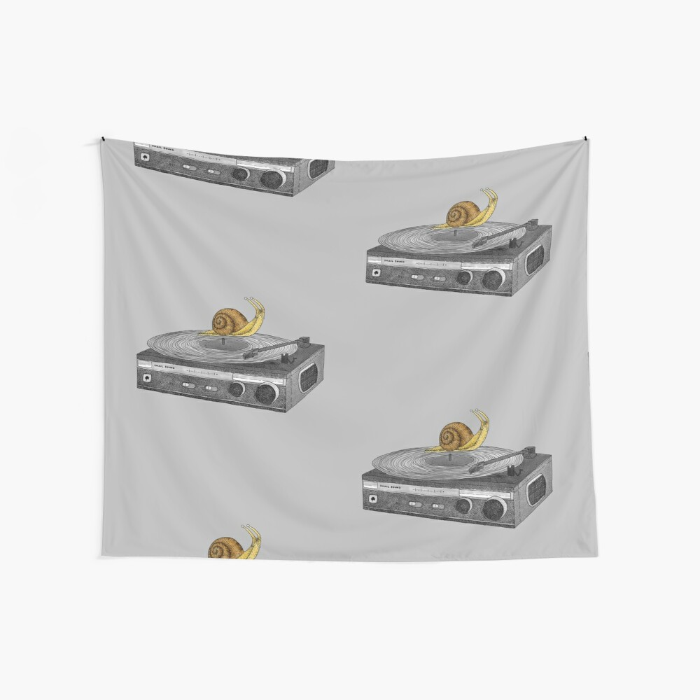 Slow Jamz Wall Tapestry
