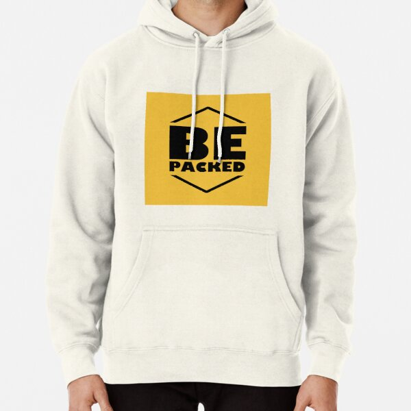 Be packed Pullover Hoodie