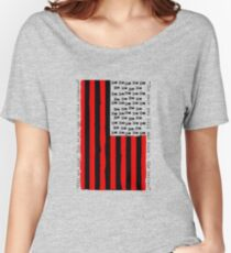 Mark Twain was an Anti-Imperialist Women's Relaxed Fit T-Shirt