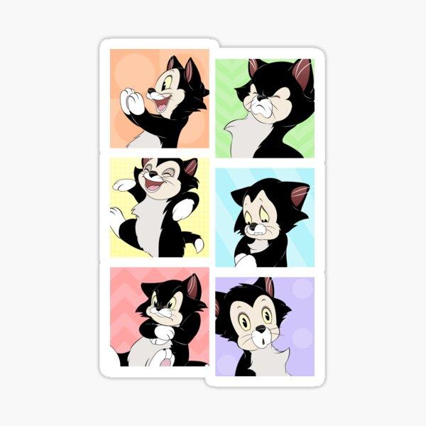 Expressions: Figaro Sticker