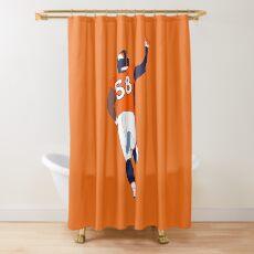 Mile High Defense Shower Curtain